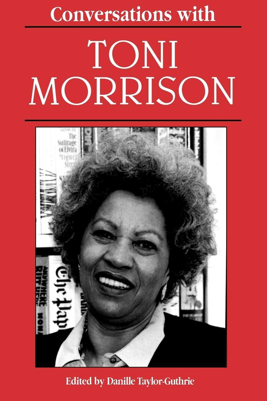 Toni Morrison books 8