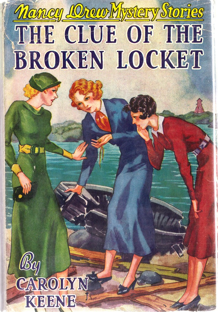 Nancy Drew Books 11