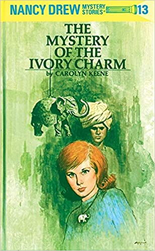 Nancy Drew Books 13