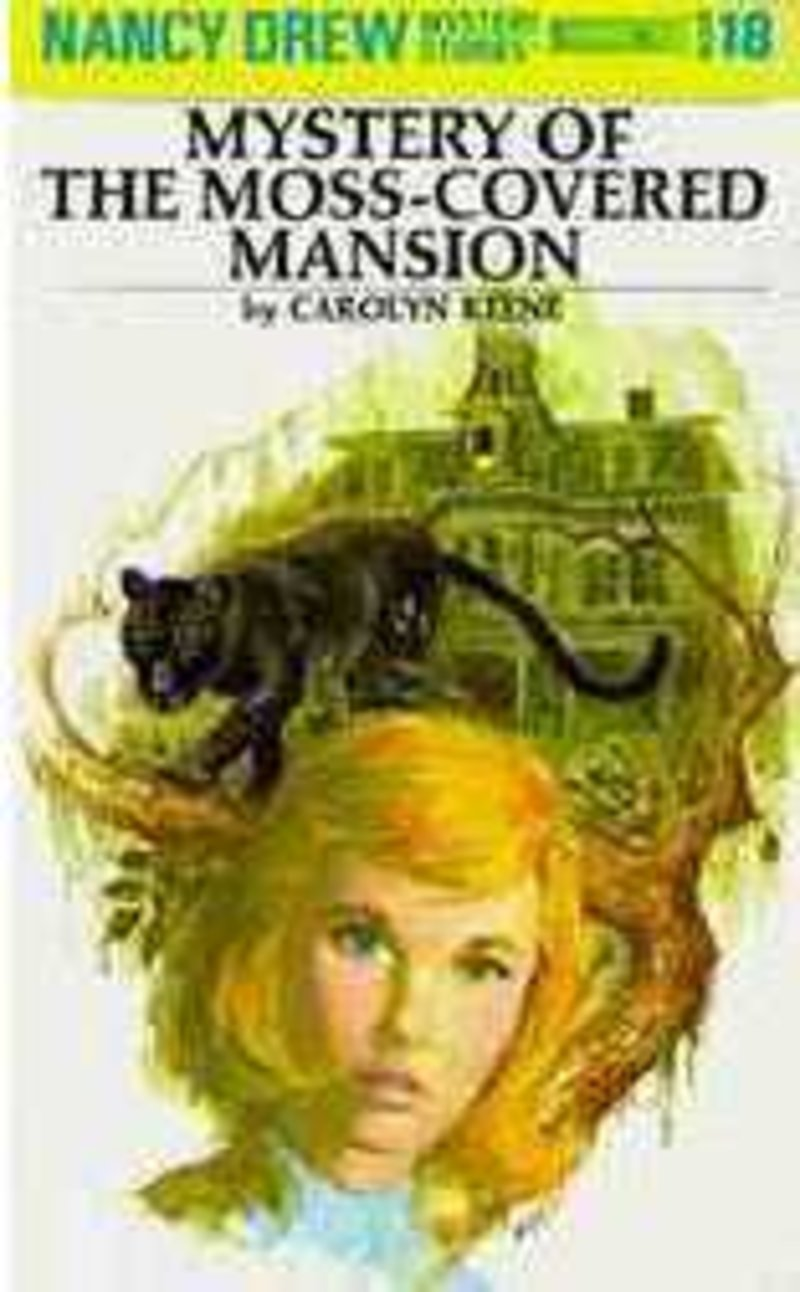 Nancy Drew Books 18