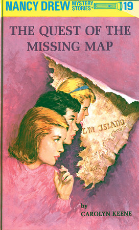 Nancy Drew Books 19