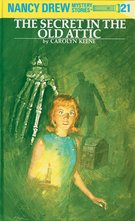 Nancy Drew Books 21