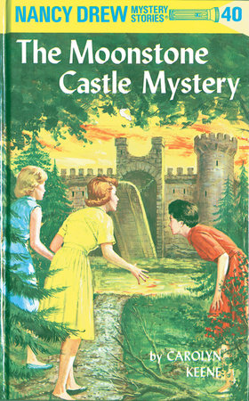 Nancy Drew Books 40