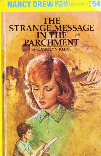 Nancy Drew Books 50