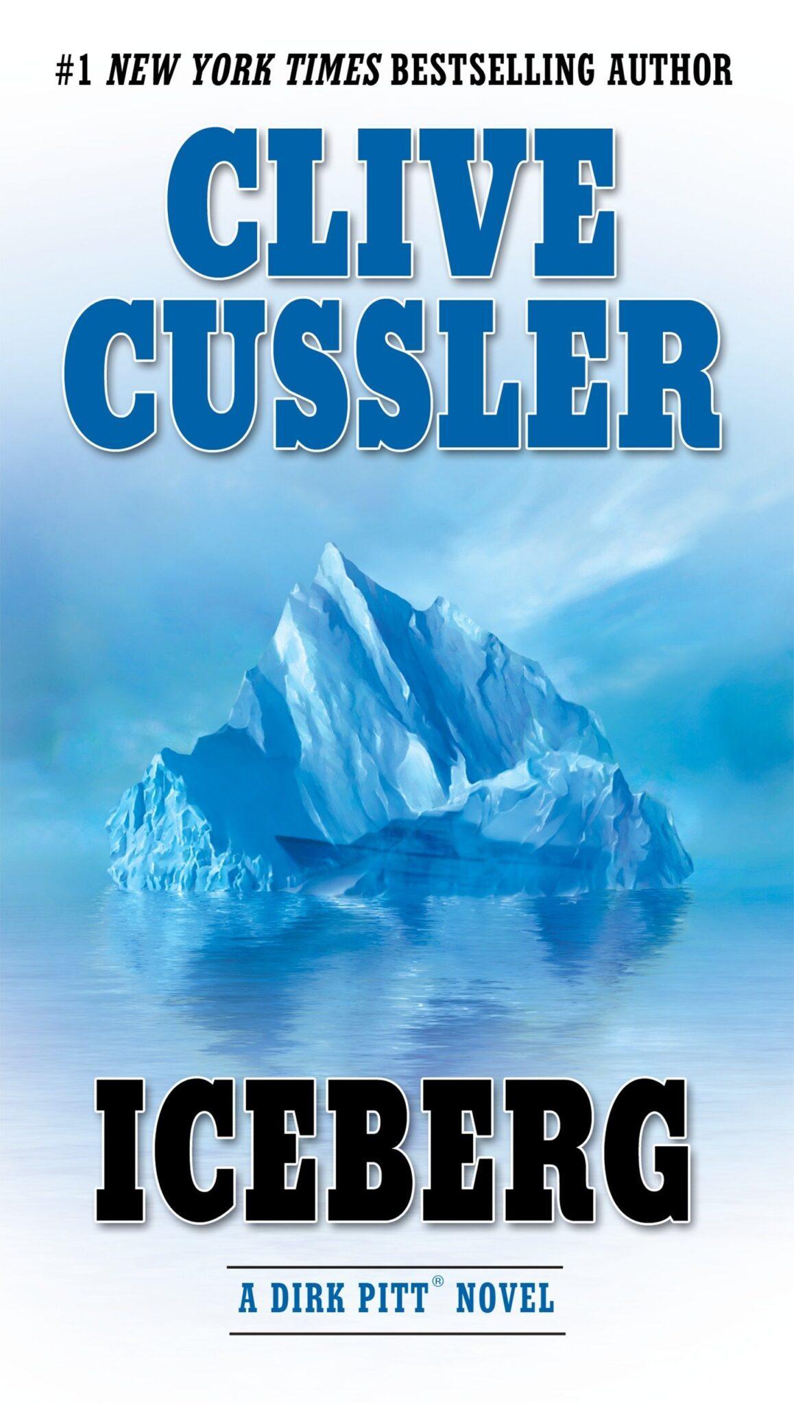 Clive Cussler books 2