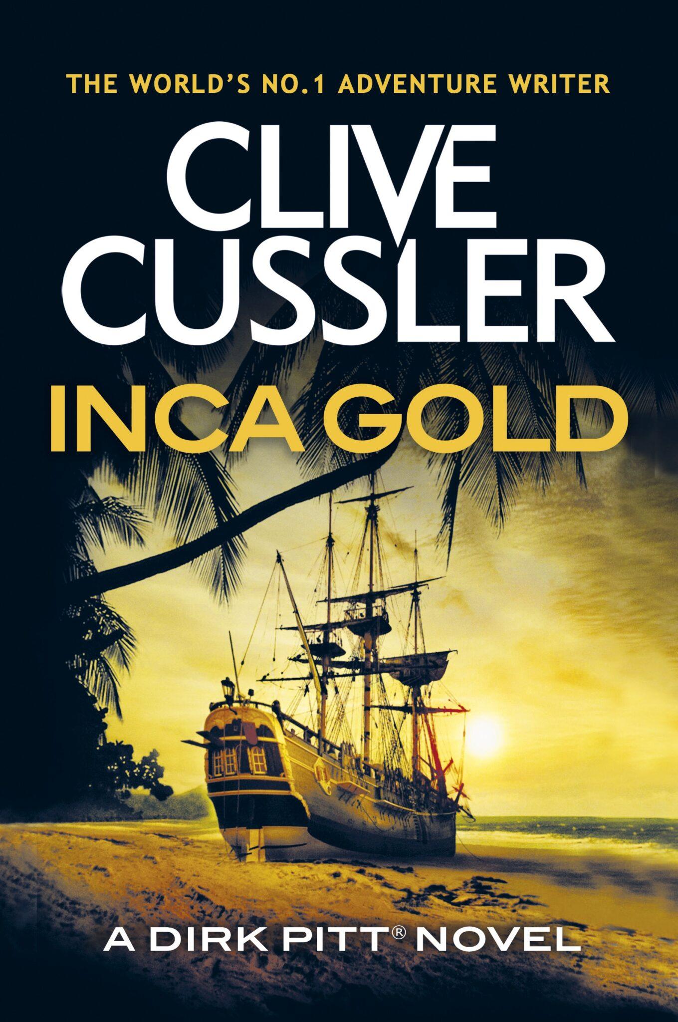 Clive Cussler books 12