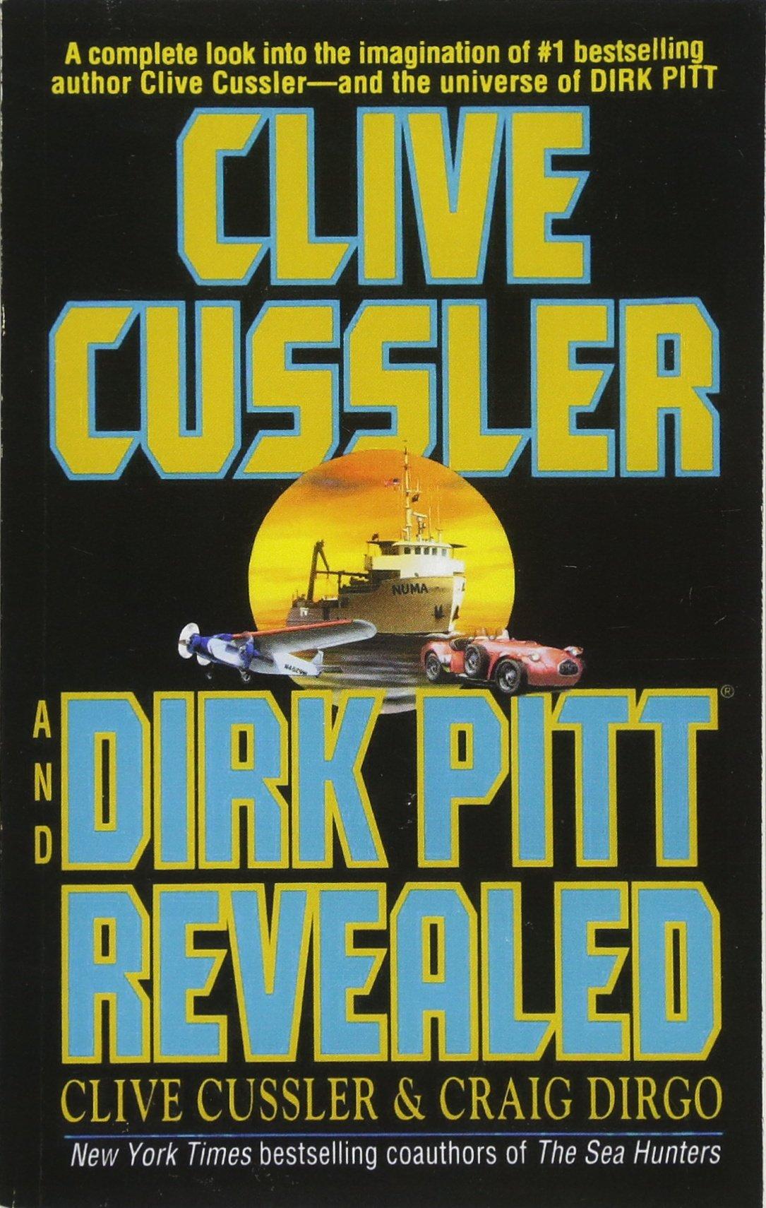 Clive Cussler books 16