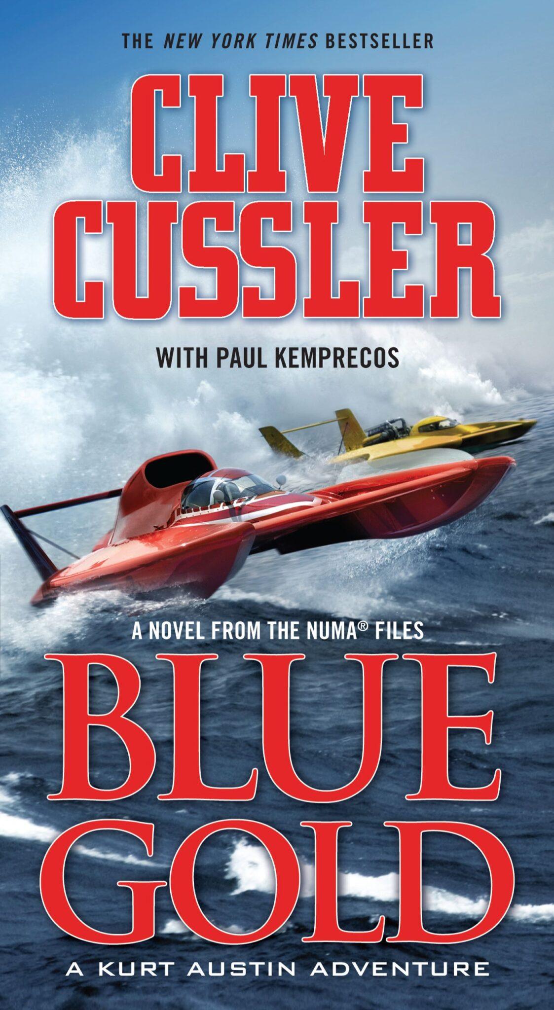 Clive Cussler books 19