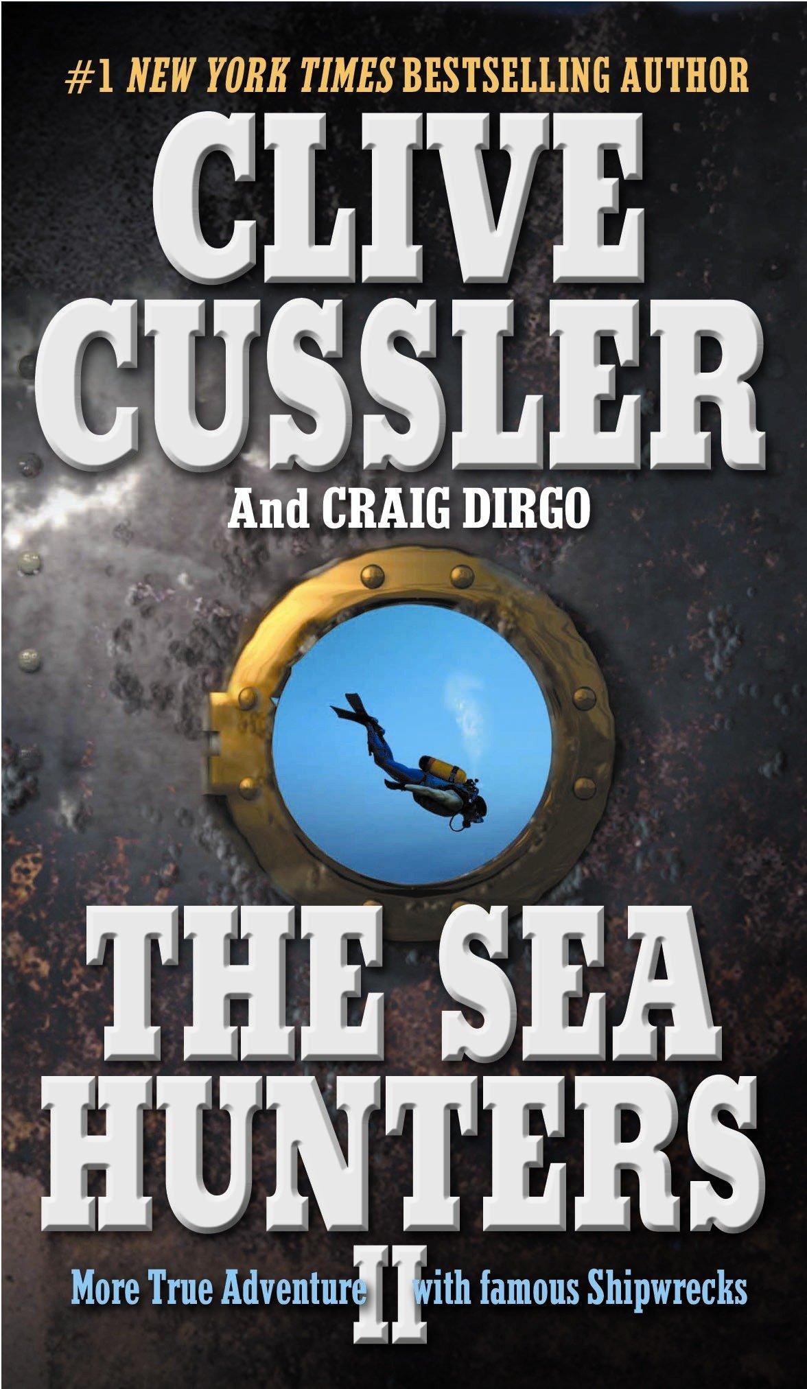 Clive Cussler books 21
