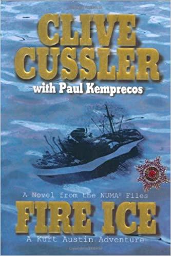 Clive Cussler books 22