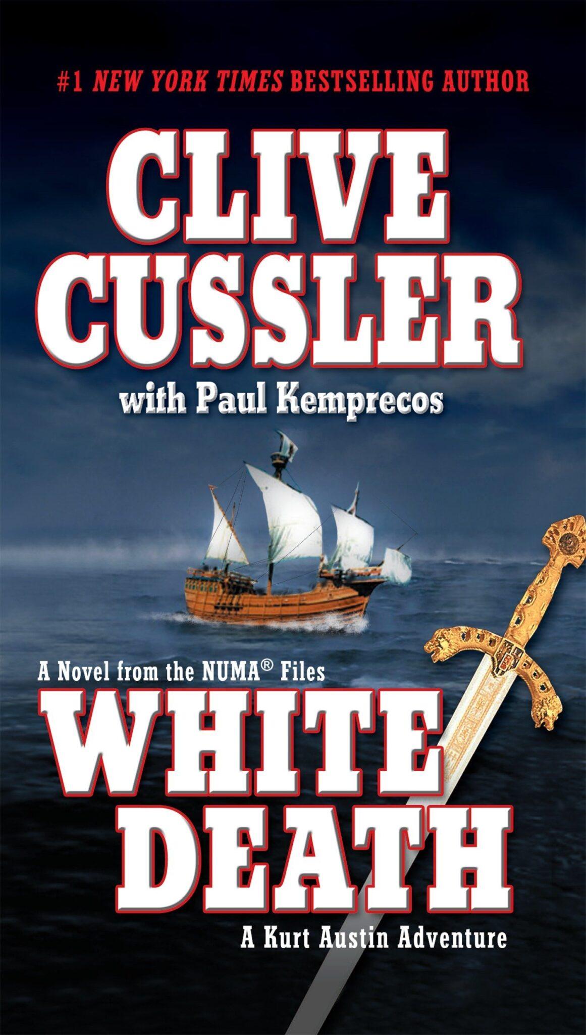 Clive Cussler books 23