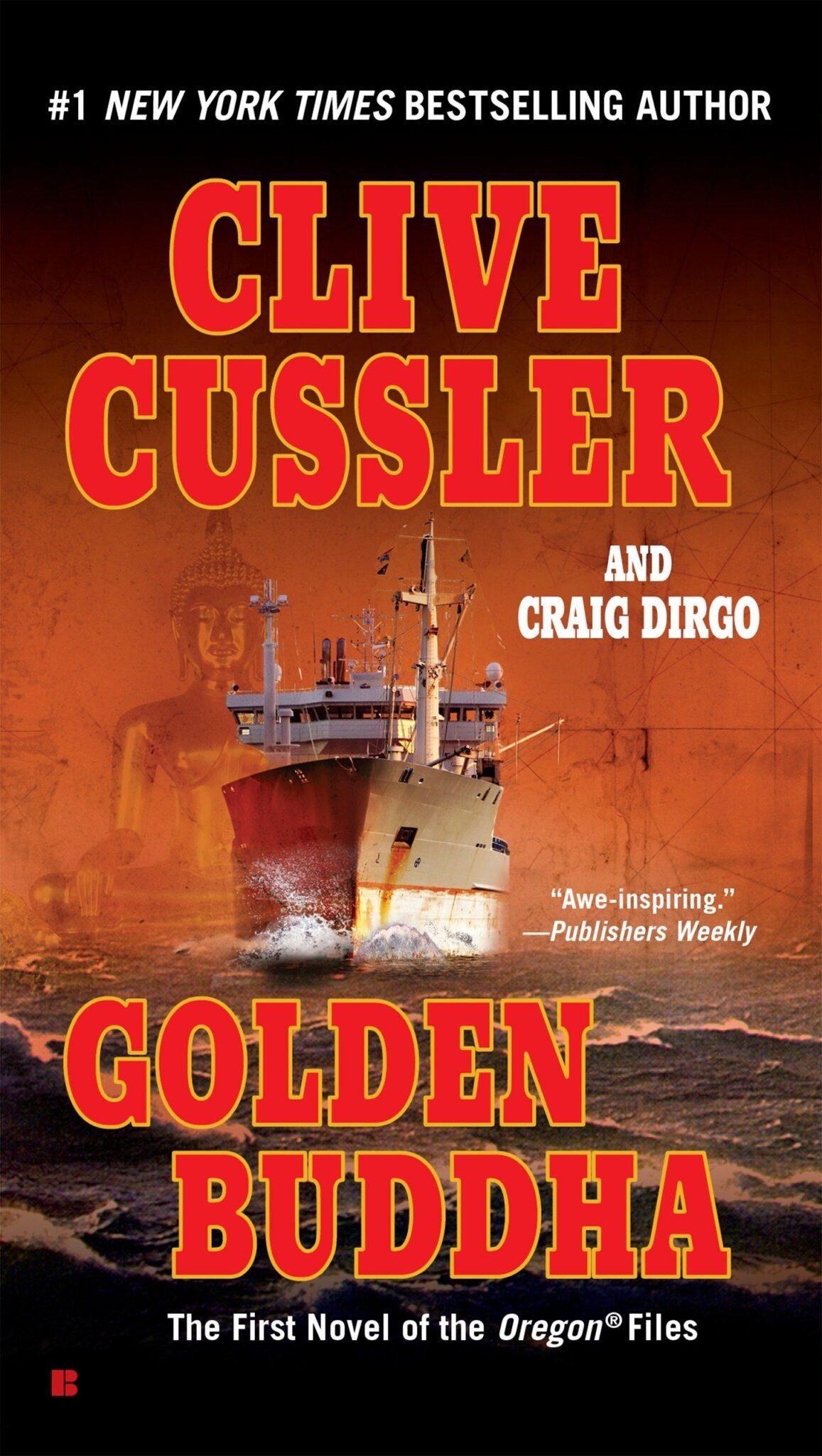 Clive Cussler books 24