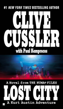 Clive Cussler books 26
