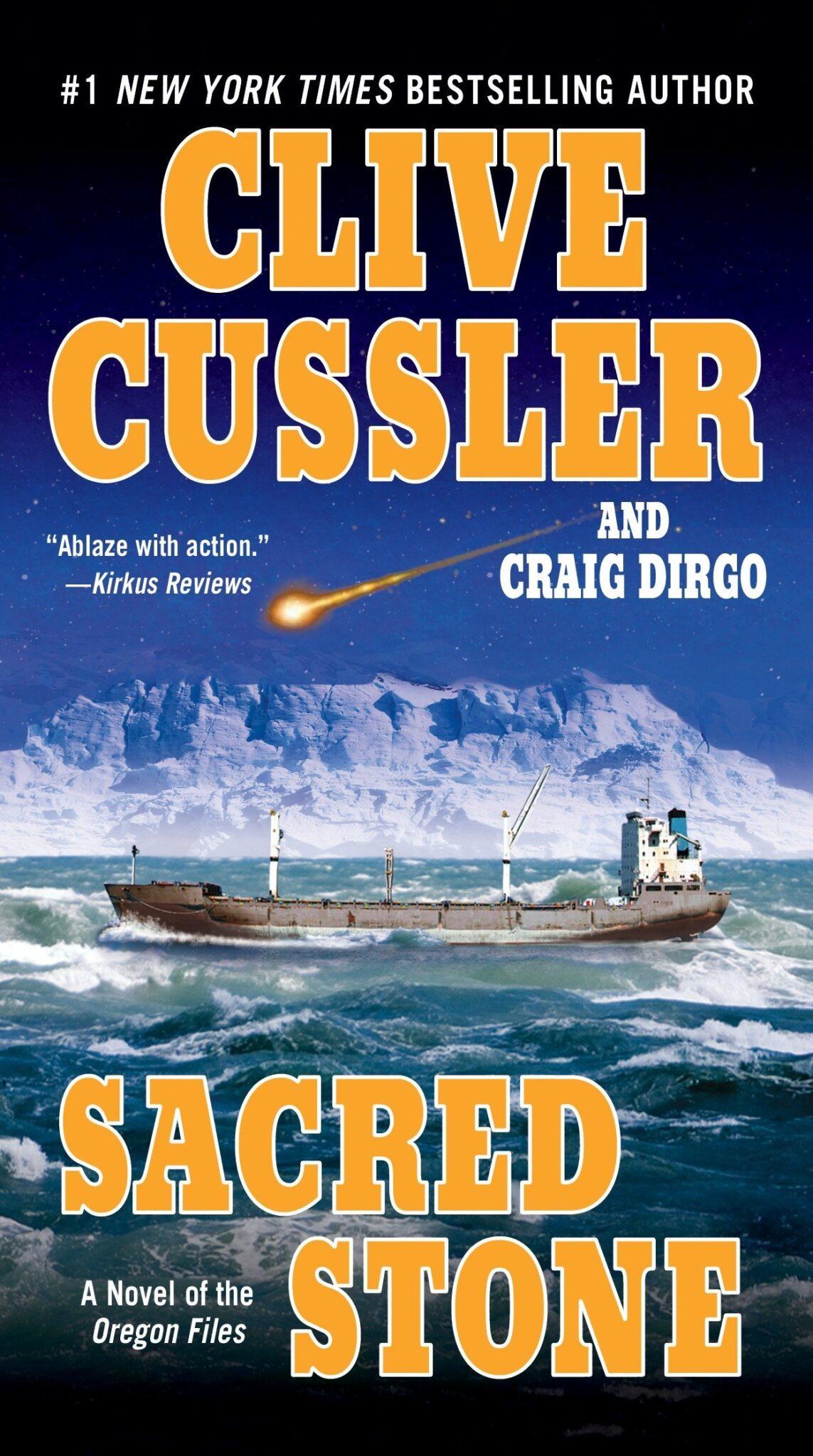 Clive Cussler books 27