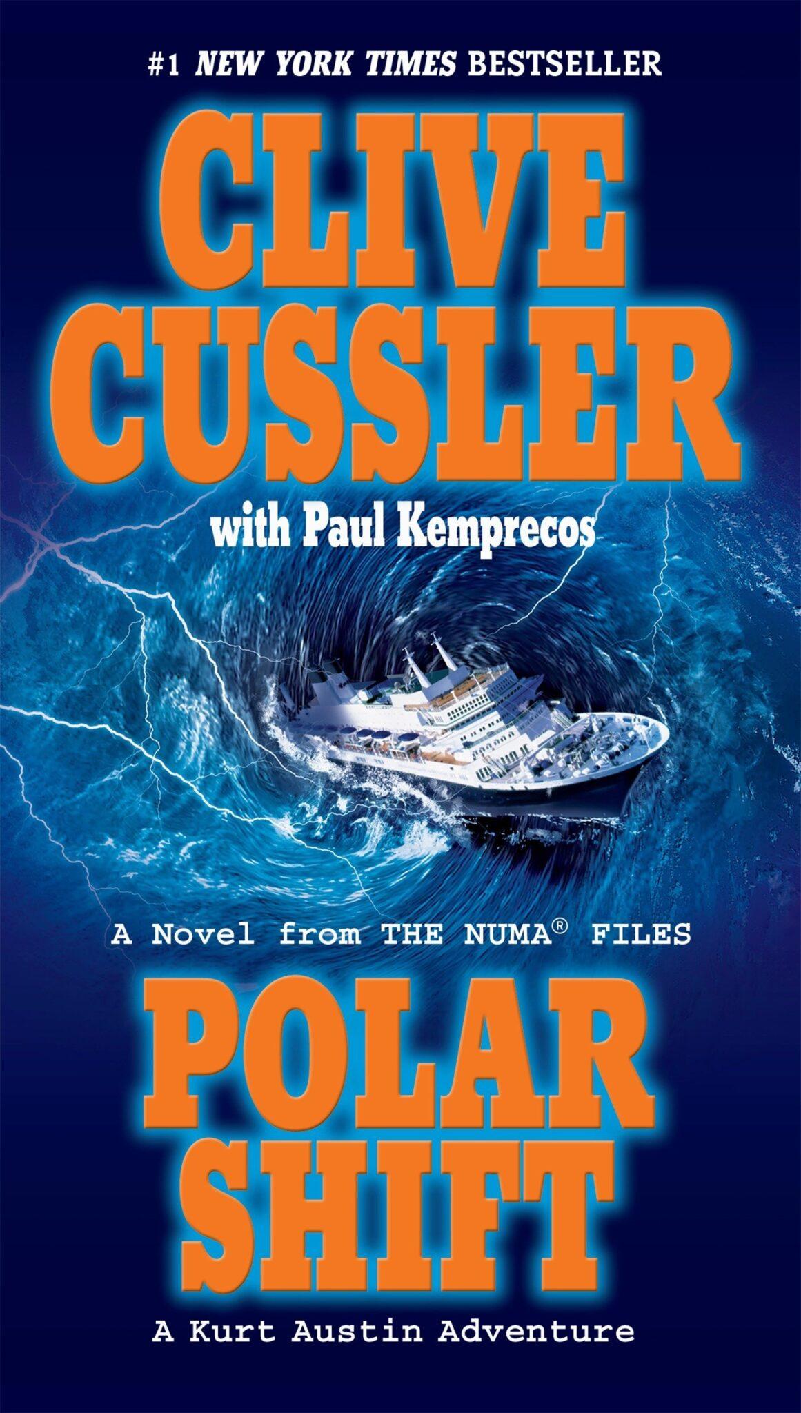 Clive Cussler books 29