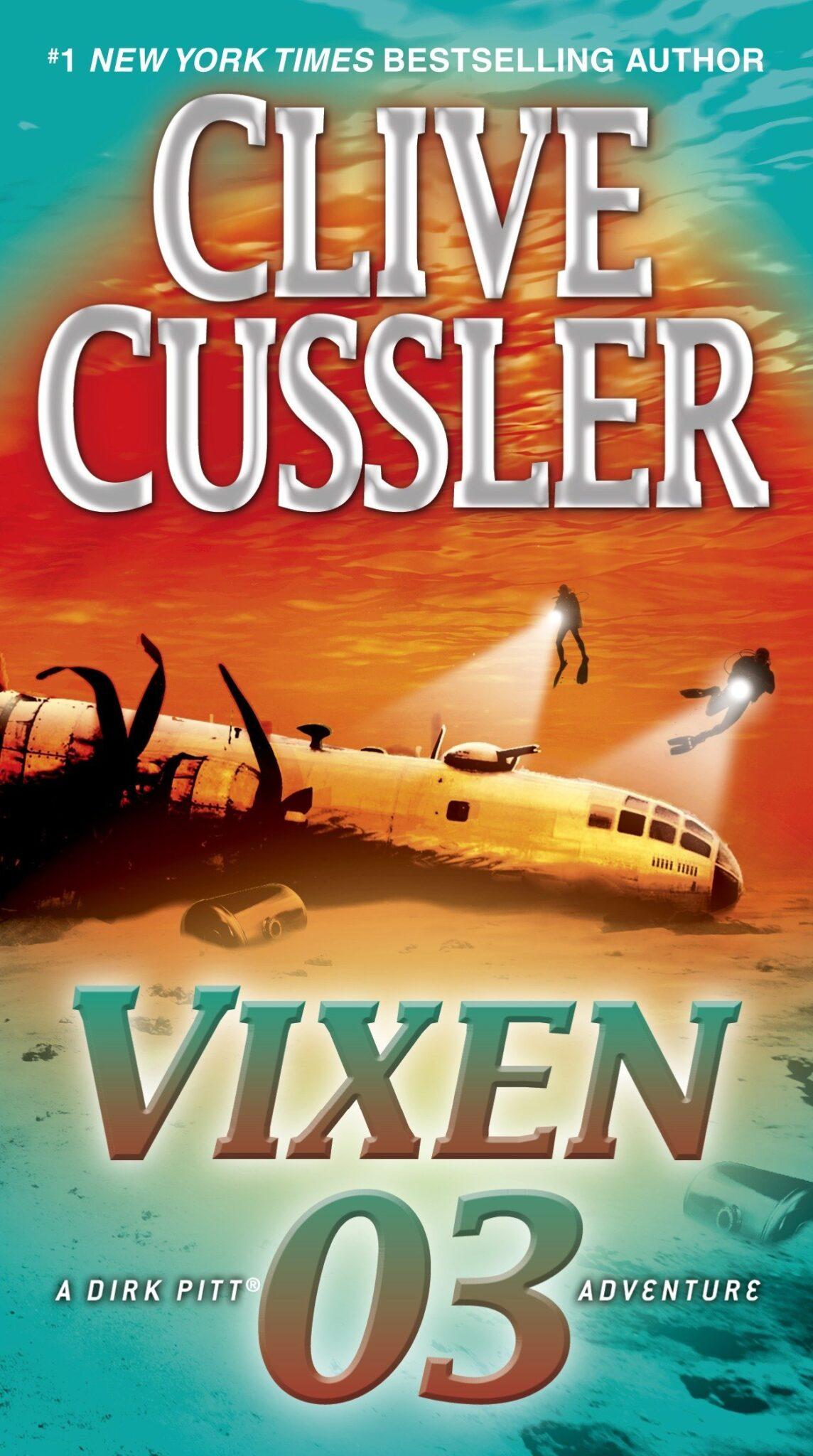 Clive Cussler books 5