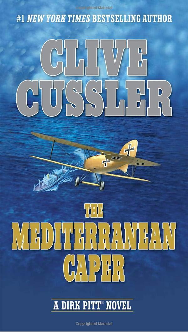 Clive Cussler books 1