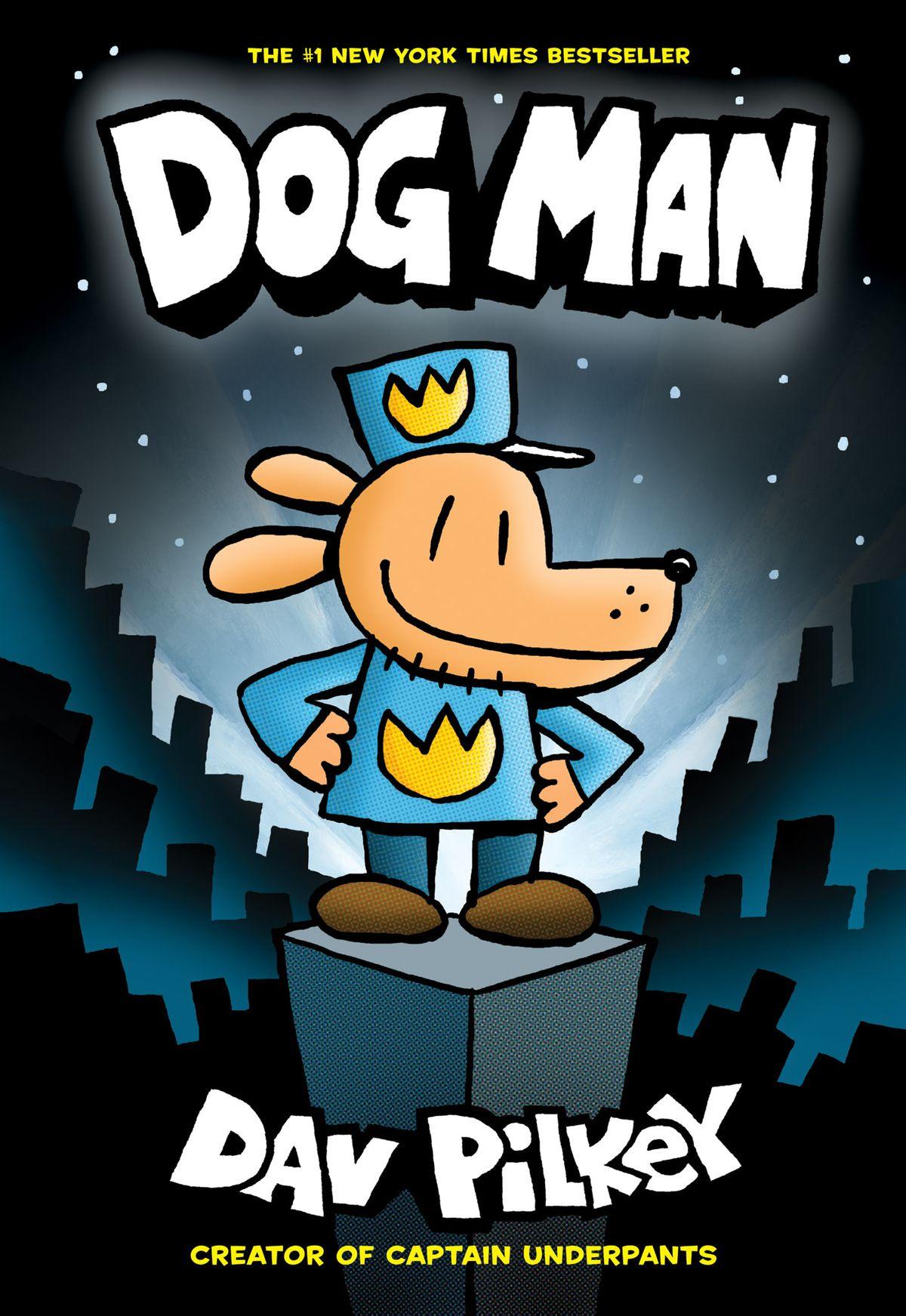Dog Man books 1