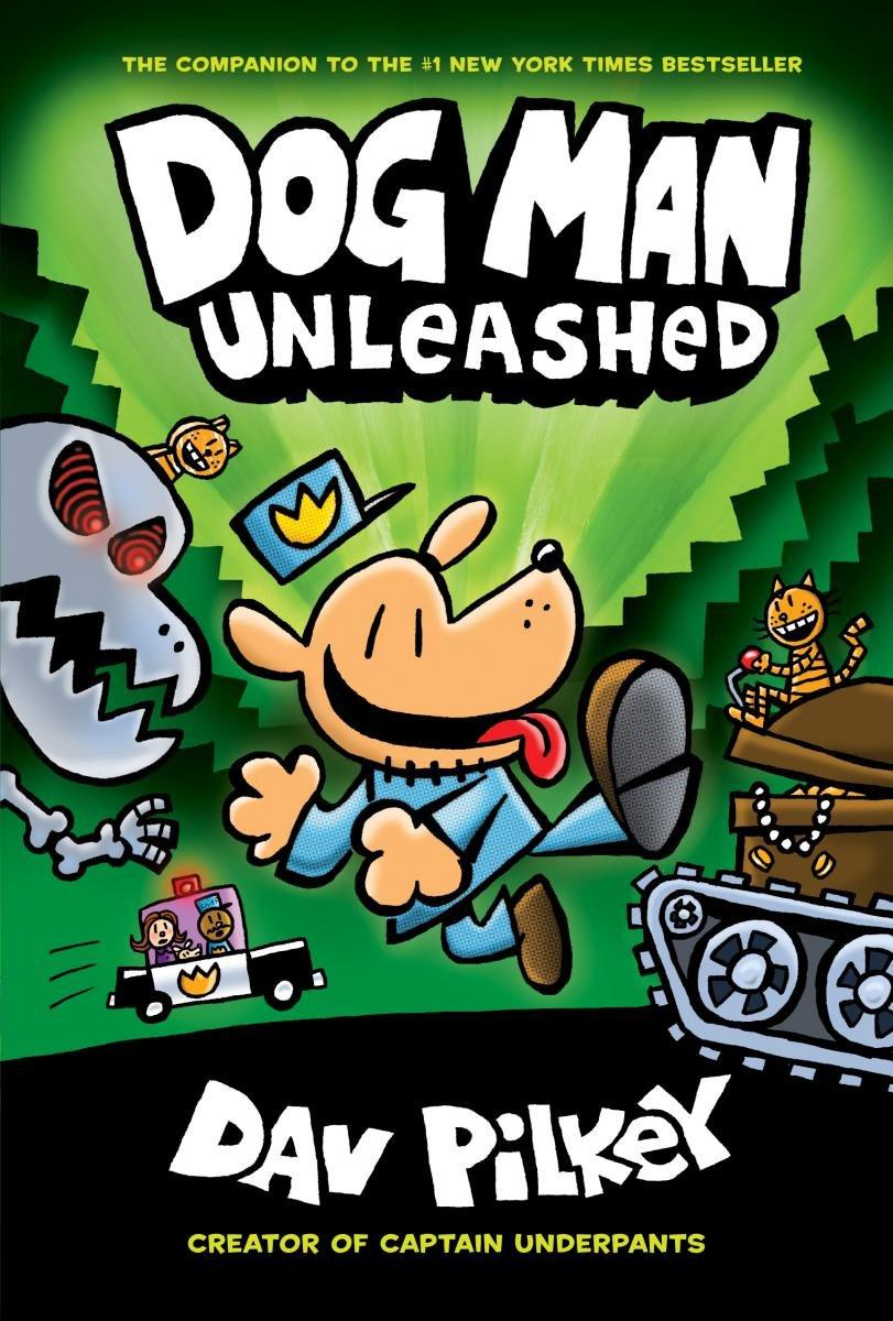 Dog Man books 2