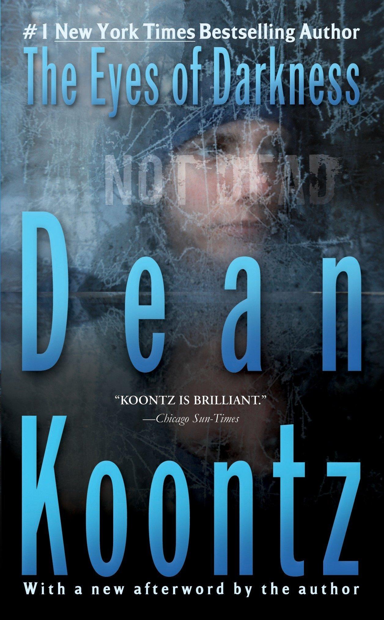 Dean Koontz books 25