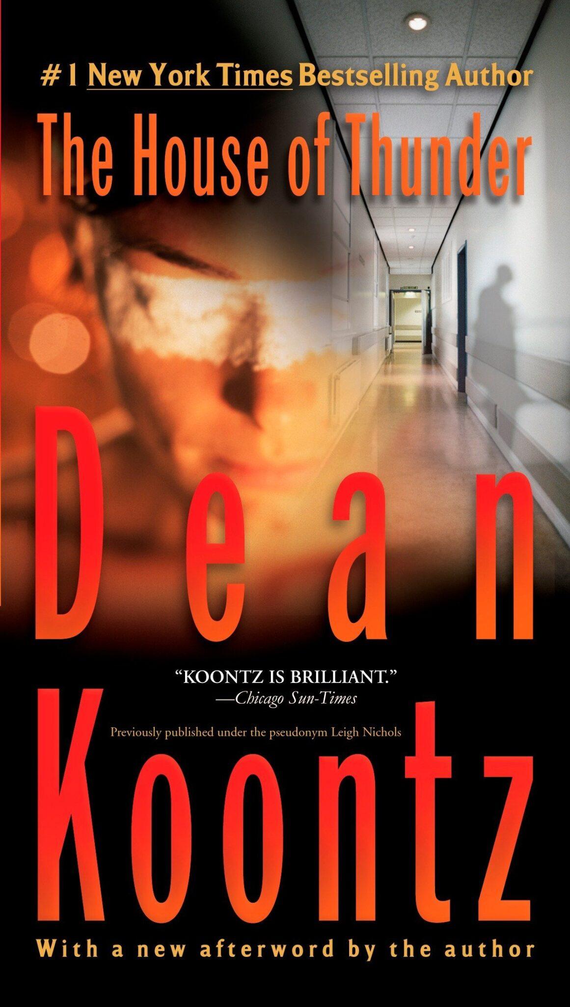 Dean Koontz books 26