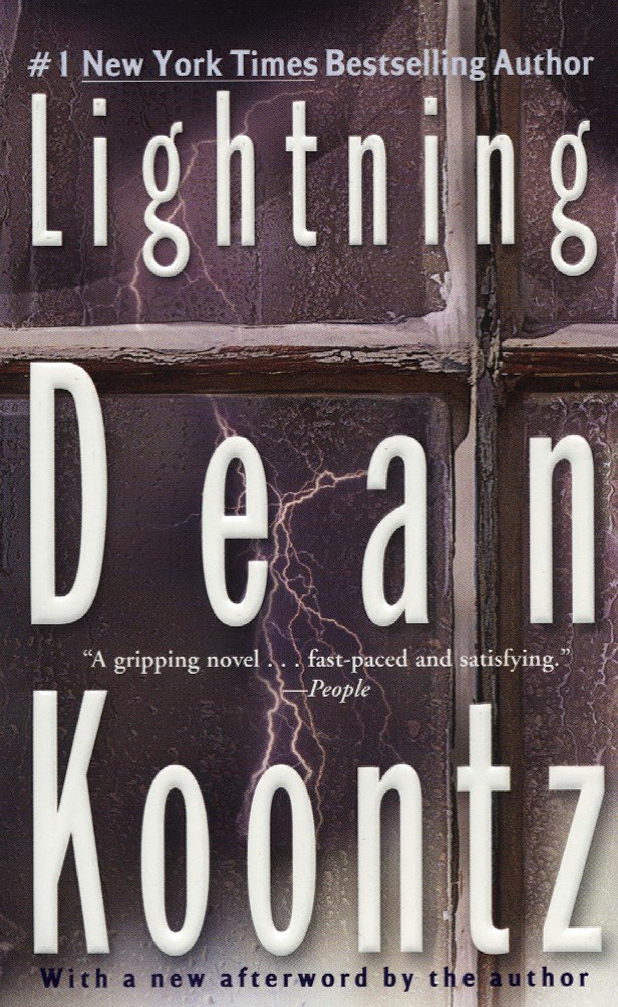 Dean Koontz books 35