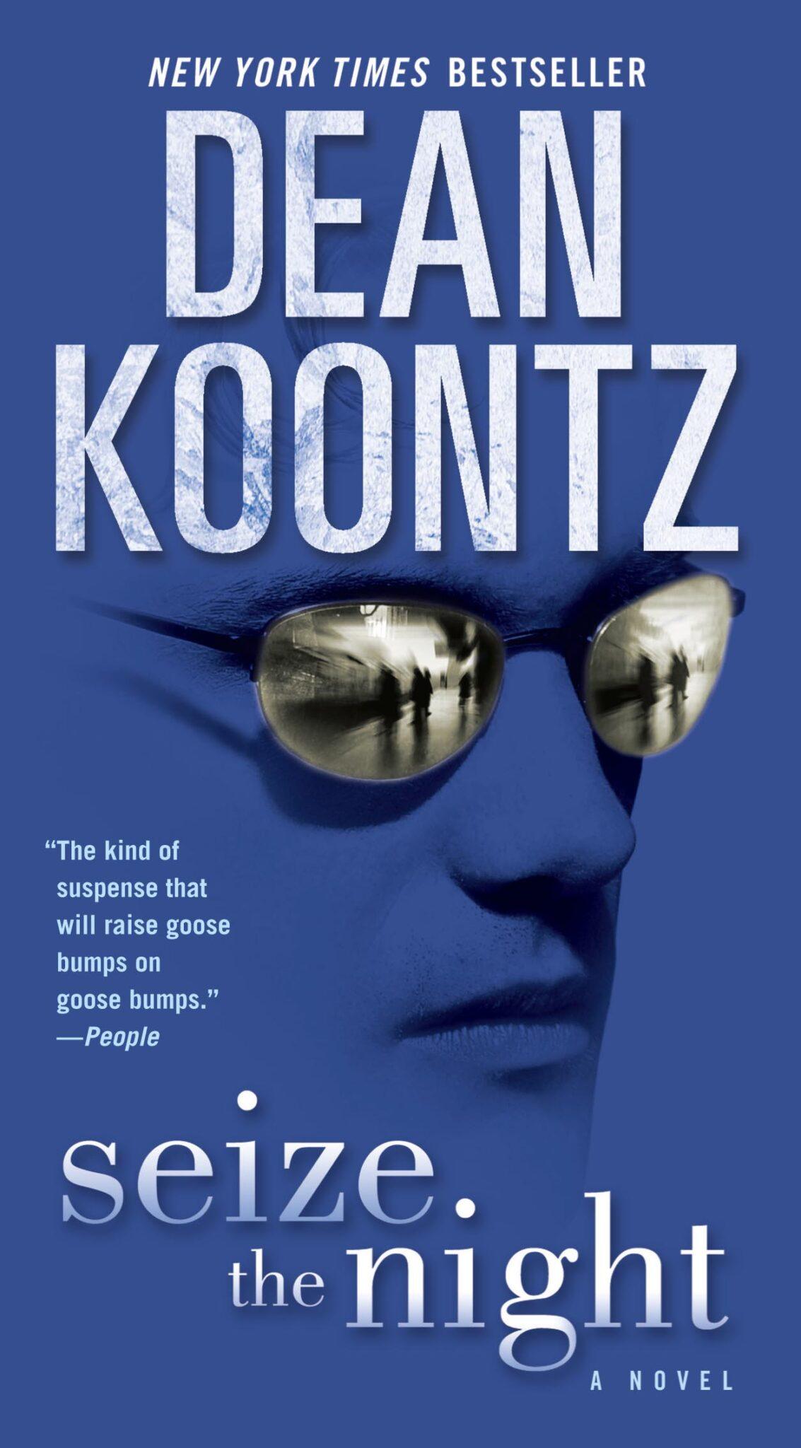 Dean Koontz books 50