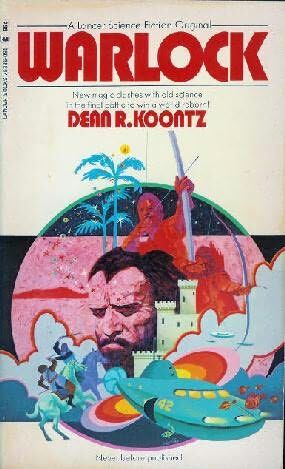 Dean Koontz books 8