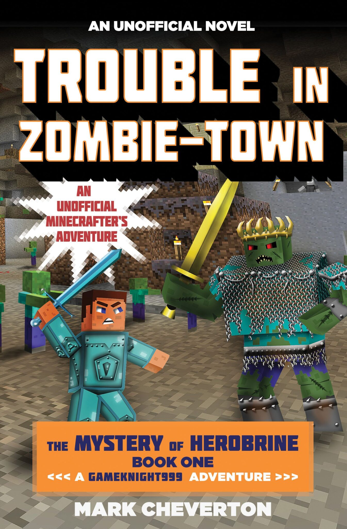 Minecraft books 9