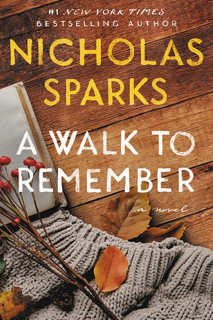 Nicholas Sparks books 4