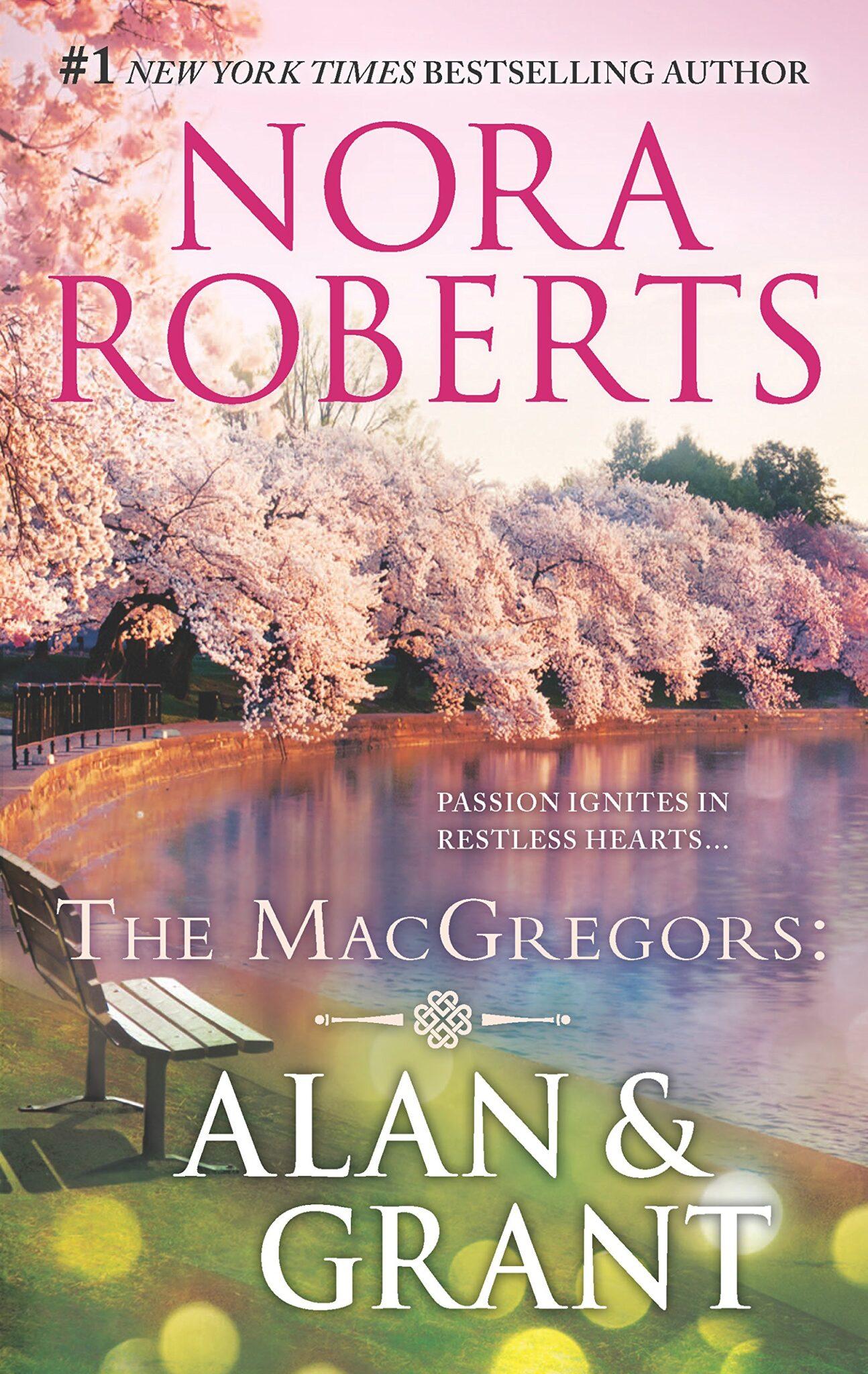 Nora Roberts books 11