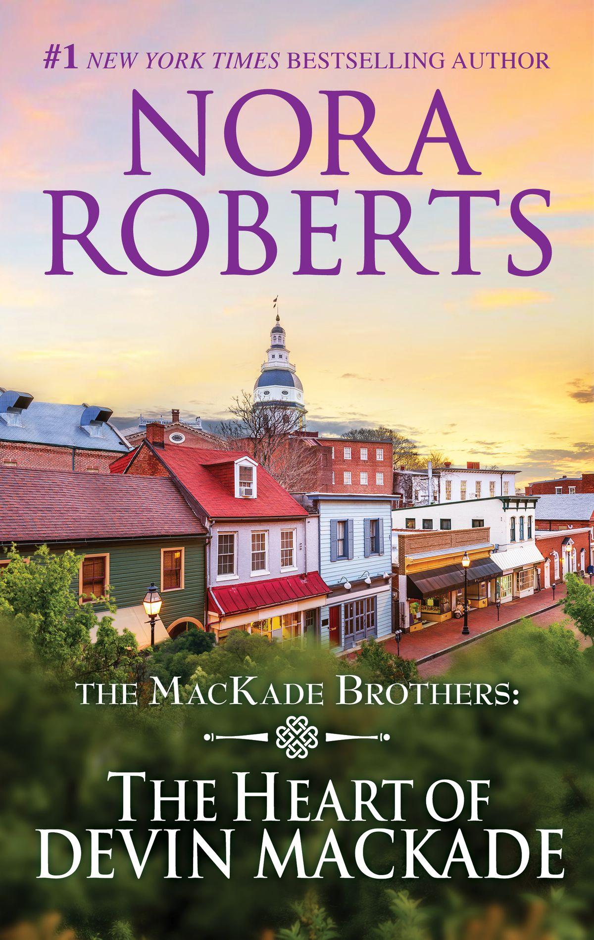Nora Roberts books 45