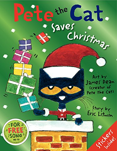 Pete the Cat Books 2