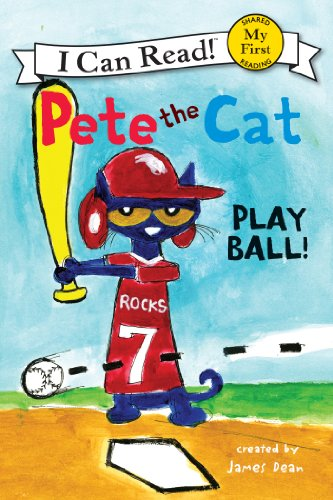 Pete the Cat Books 3