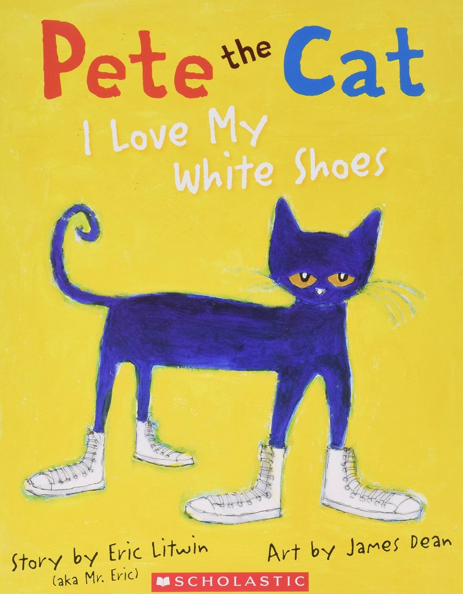 Pete the Cat Books 1