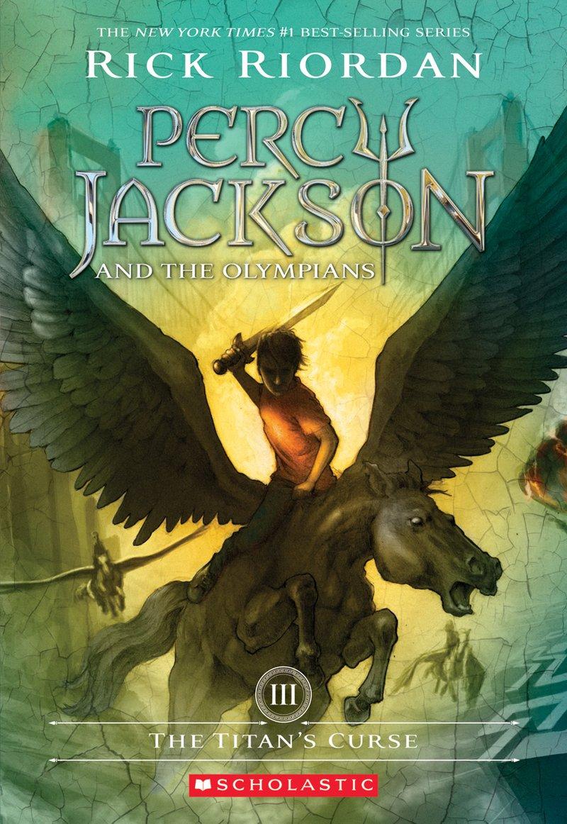 Rick Riordan books 11