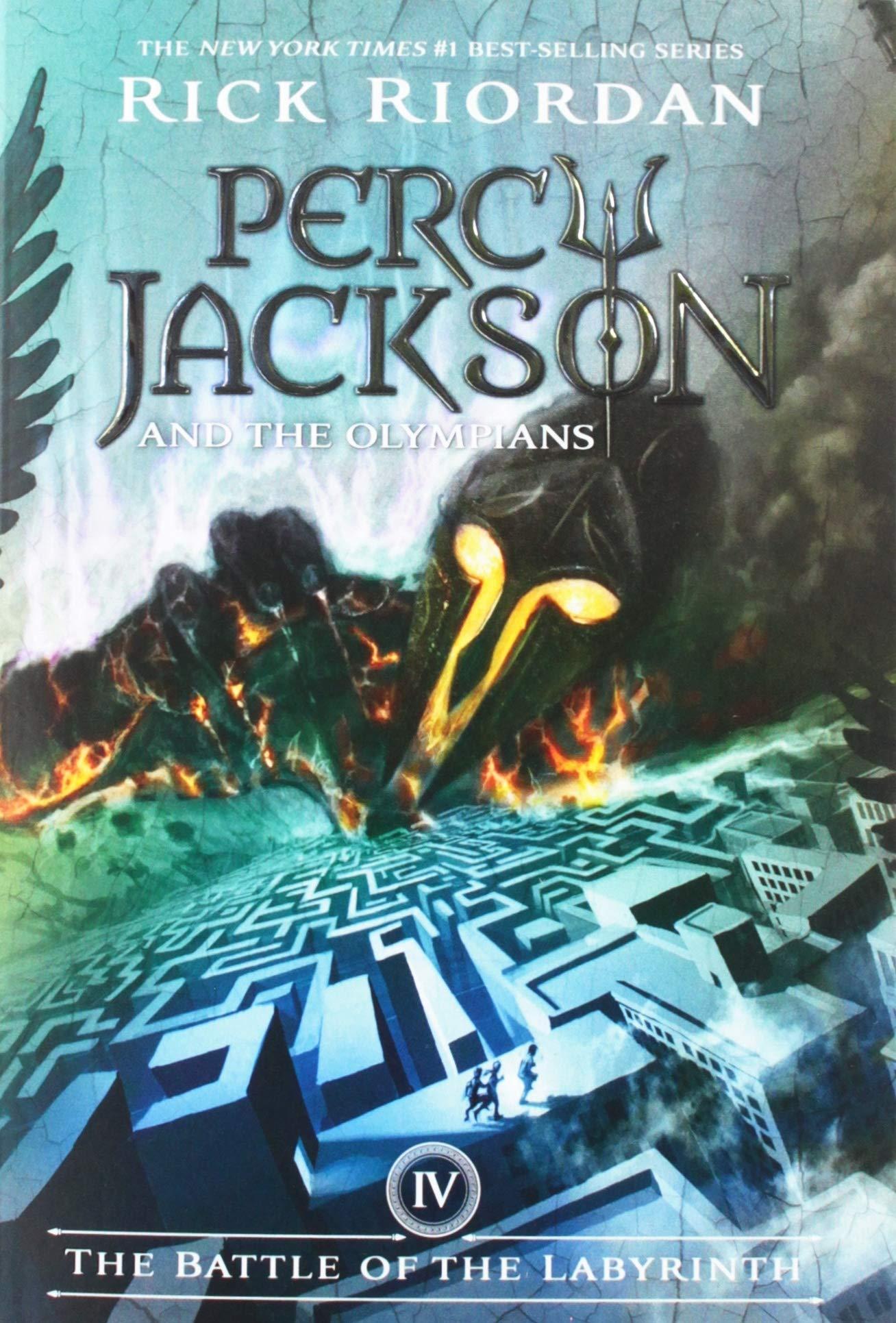 Rick Riordan books 12