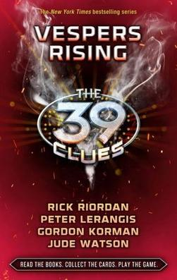 Rick Riordan books 21