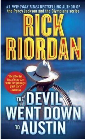 Rick Riordan books 4