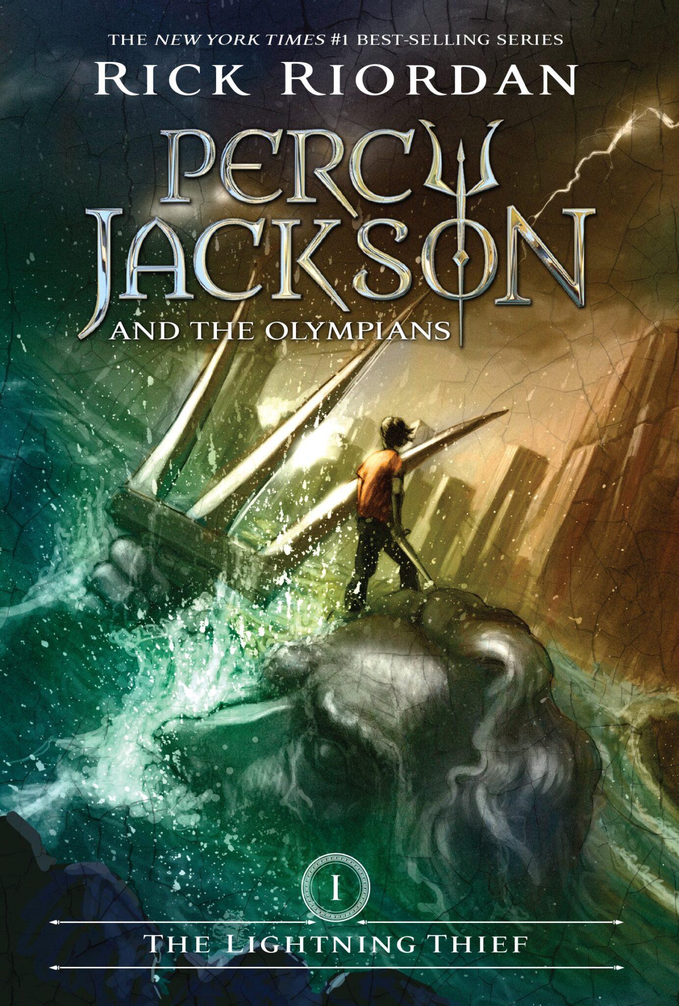 Rick Riordan books 7
