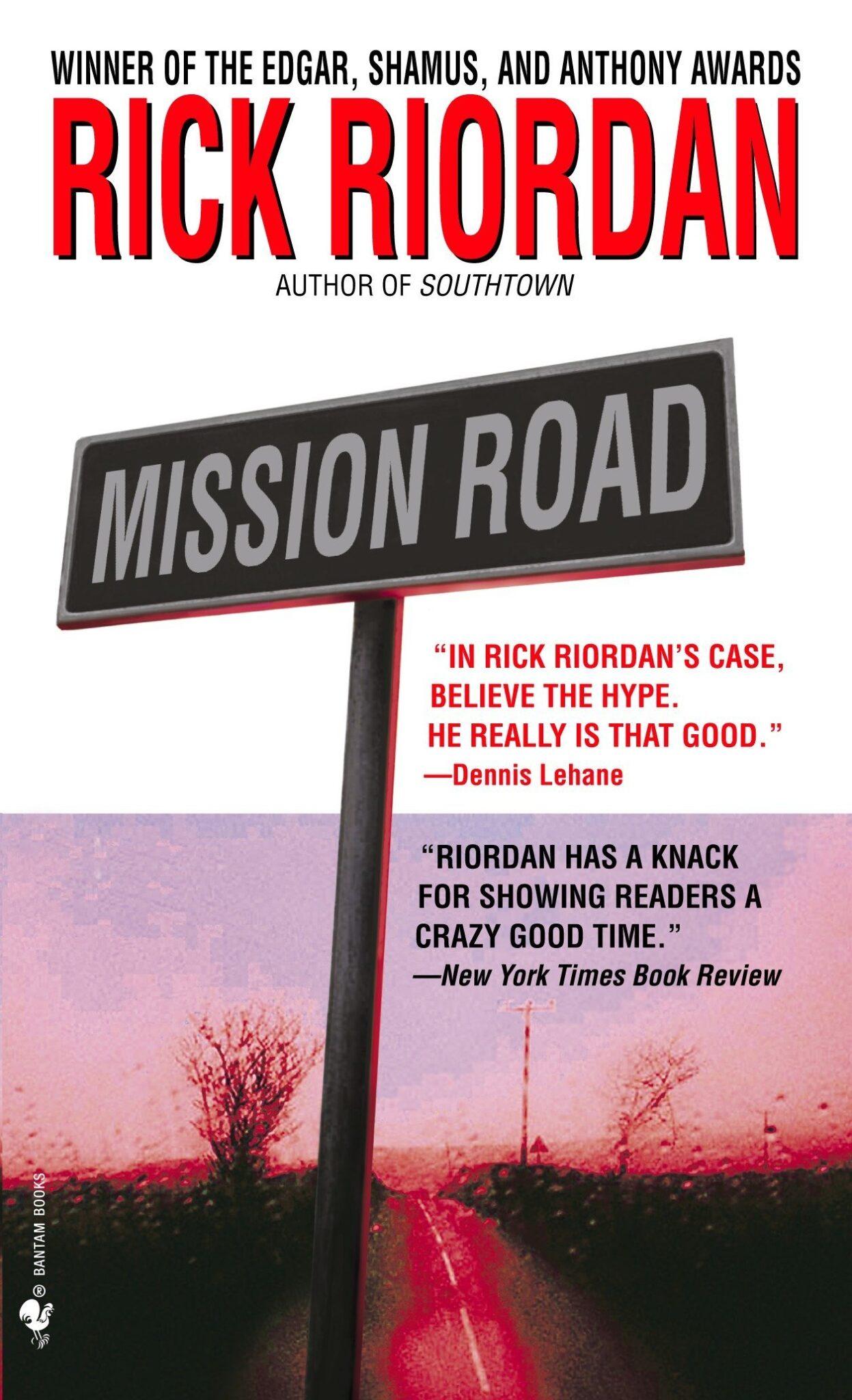 Rick Riordan books 8