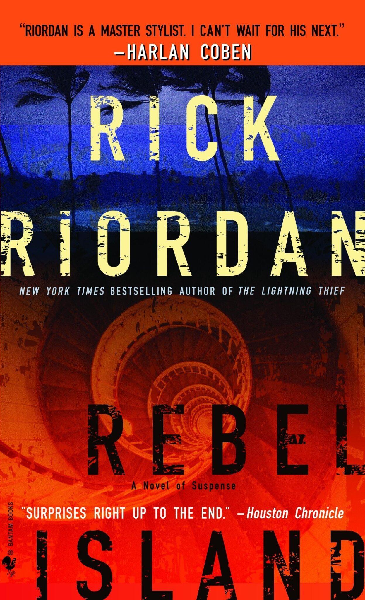 Rick Riordan books 10