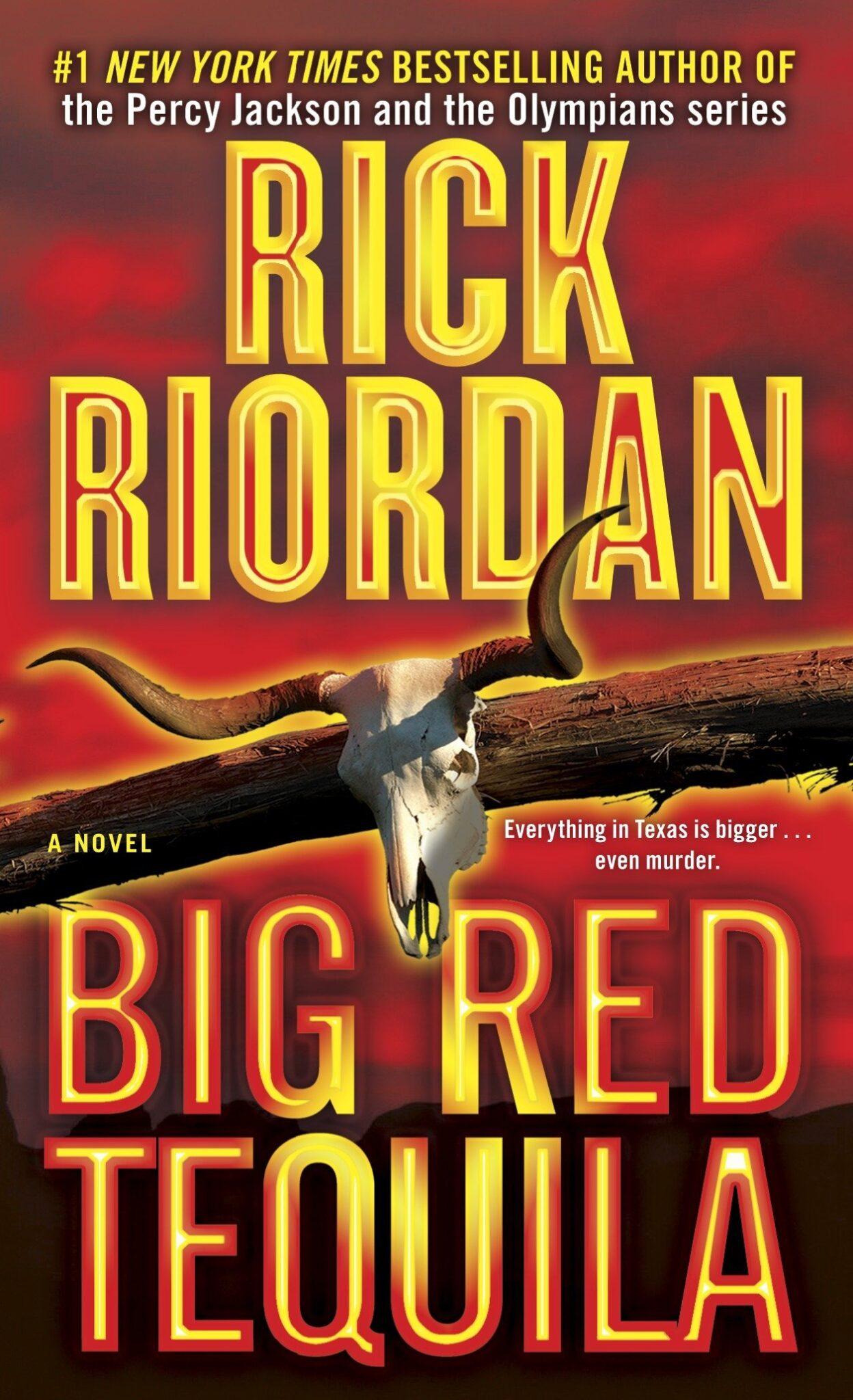 Rick Riordan books 1