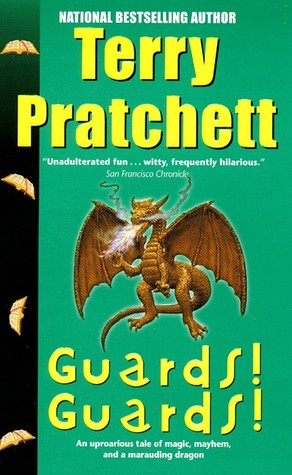 Terry Pratchett books 12