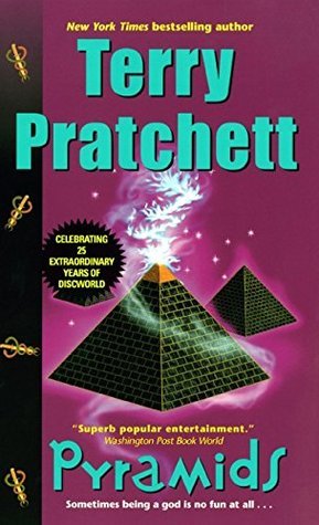 Terry Pratchett books 13