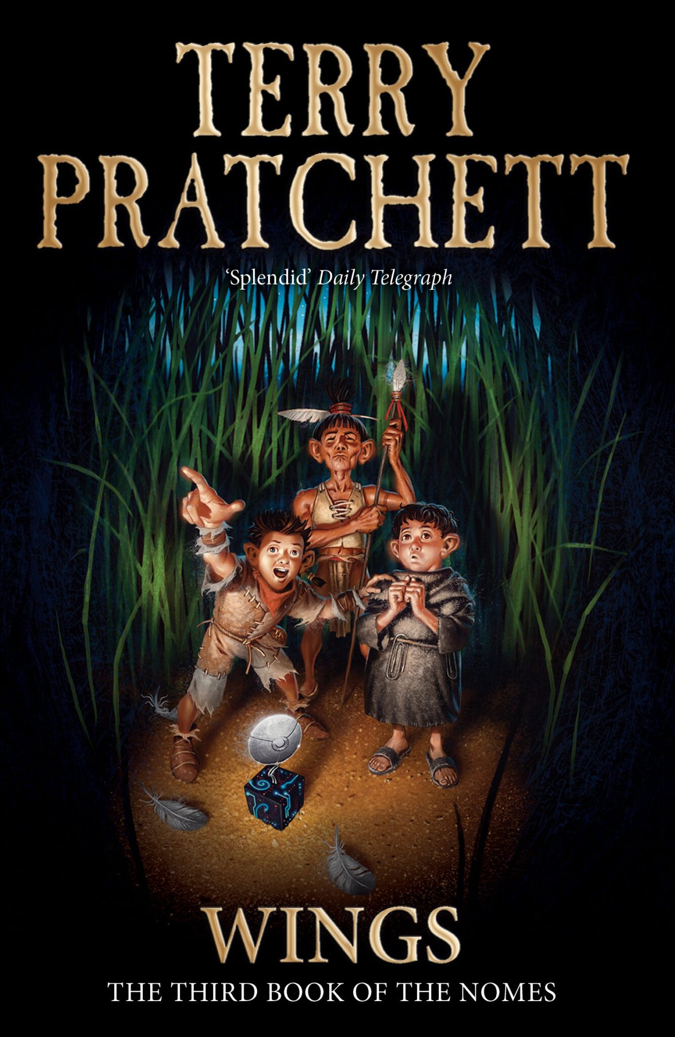 Terry Pratchett books 15