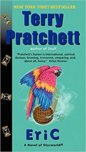 Terry Pratchett books 17