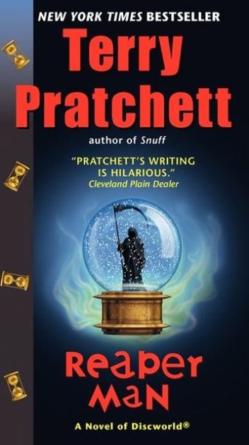 Terry Pratchett books 19