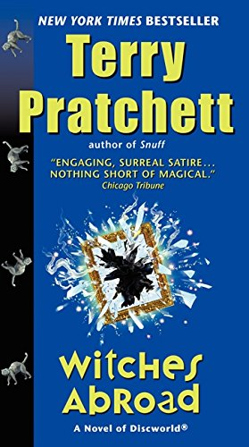 Terry Pratchett books 20