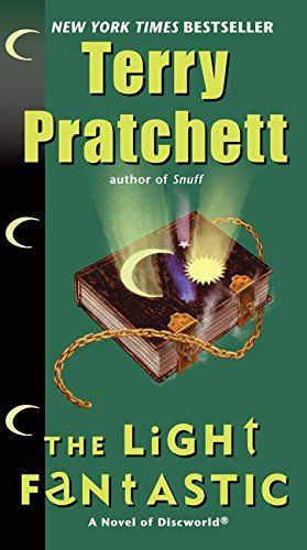 Terry Pratchett books 21